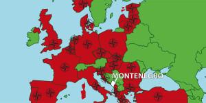 EE.UU. quiere a Montenegro en la OTAN. Nueva provocación contra Rusia