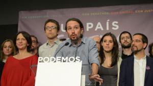 """Resultados electorales España: Los cuatro años que necesita PODEMOS para """"remontar"""" de verdad"""