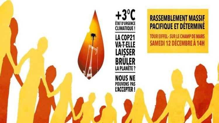 rassemblement paris 12 décembre