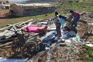 UN Condemns Israeli Demolition of Homes of Palestinian Bedouins in West Bank