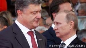 La carta siria de Putin en el conflicto de Ucrania