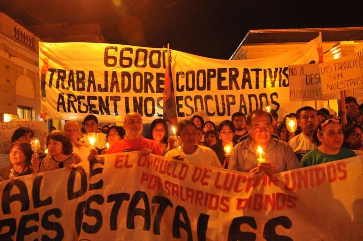 La asamblea popular decidió continuar el acampe en Jujuy