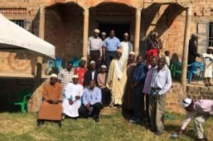 Cristianos reconstruyen una mezquita en Namibia