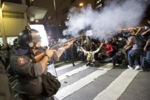 Brésil. Une manifestation pacifique est violemment dispersée à São Paulo