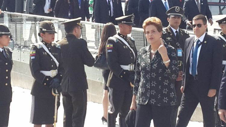CELAC 2016 Dilma Rousseff