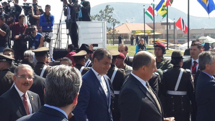 CELAC 2016 Rafael Correa