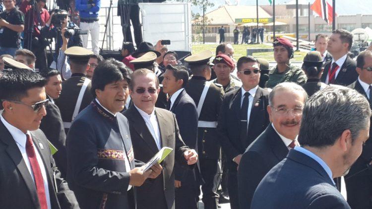 CELAC 2016 Evo Morales