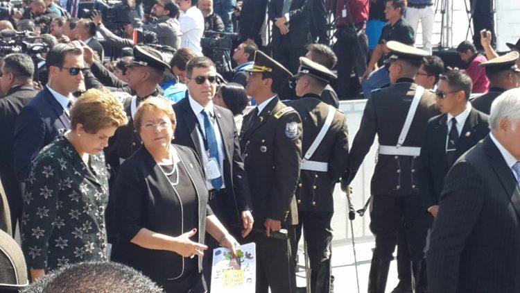 CELAC 2016 Michelle Bachelet