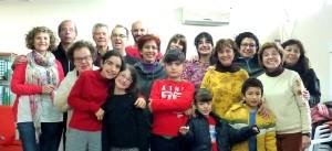 Taller sobre 'aprendizaje y afectividad' en Parque Navas