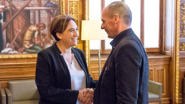 Varoufakis entschlossen, ein Europa der Menschen aufzubauen