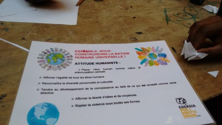 Dakar : 2ème séminaire d'éducation humaniste