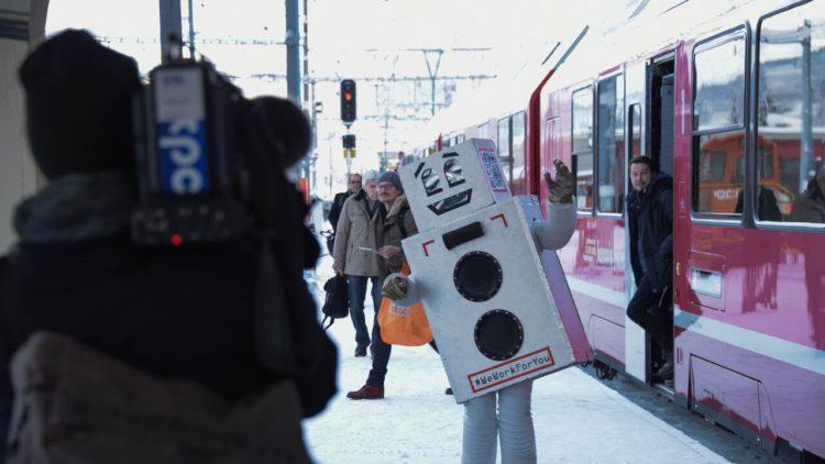 Davos Roboter für BGE 4