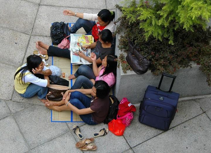 Reviewing Hong Kong's human trafficking case