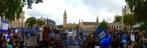 Junior doctors strike in UK: defending the Health Service