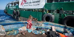 MSF: 20.129 le persone soccorse nel 2015