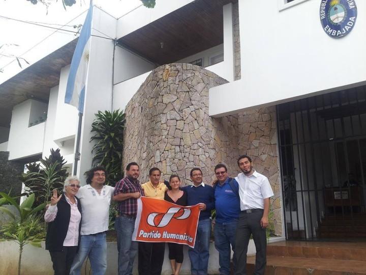 Argentina: Free Milagro Sala