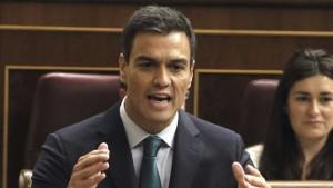 El PSOE se sacude la presión e insiste en que Rajoy debe dar el paso