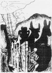 The Corbyn in Plato's cave