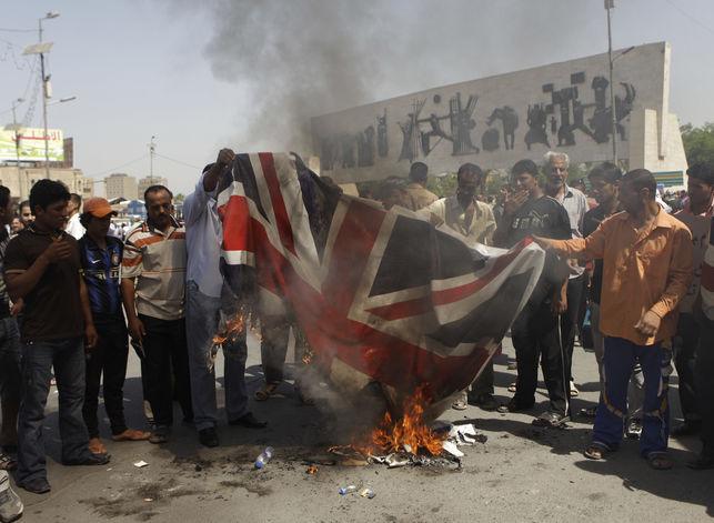 Un informe vincula a más de 300 soldados británicos con abusos contra los iraquíes