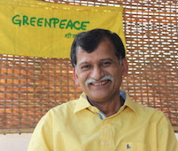 Meet Ravi Chellam, Greenpeace India's new Executive Director