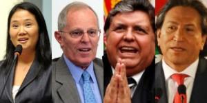 Cambalache electoral en Perú