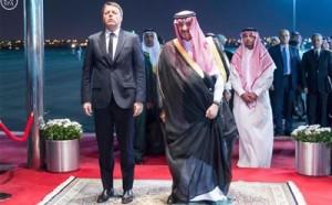 Bombe dall'Italia all'Arabia Saudita: esposto di Rete Disarmo