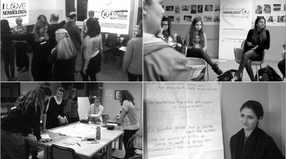 Milano, cinque incontri per imparare, praticare e insegnare la Nonviolenza Attiva