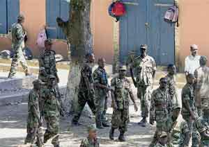 Alertan sobre riesgos de intervención si persiste la crisis haitiana