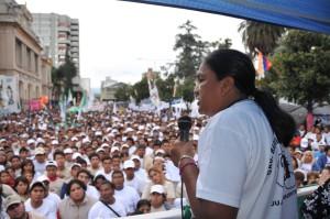 Conheça Milagro Sala, presa por ajudar os pobres com a Tupac Amaru na Argentina
