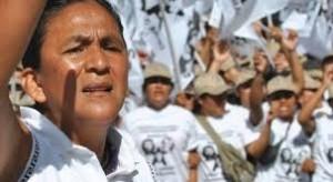 Vía Campesina exige liberación de Milagro Sala y repudia la criminalización de la protesta