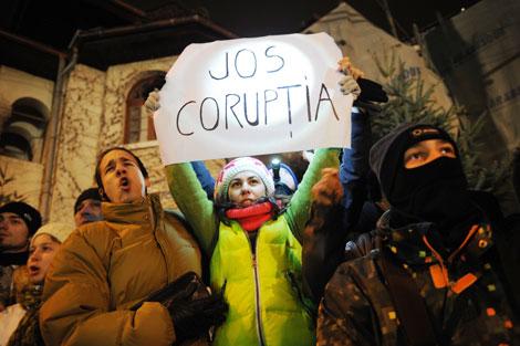 Rumanía: un modelo de éxito contra la corrupción