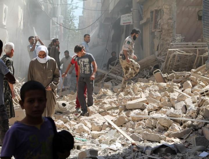 L' Isil inonda di sangue la città di Dayr az Zor