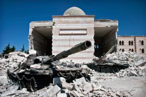 Προσωρινή εκεχειρία στη Συρία