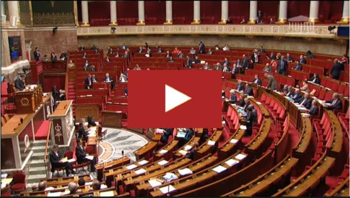 Assemblée nationale française : vote sur l'état d'urgence en l'absence de 441 députés