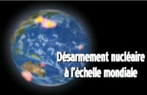 En route pour le désarmement nucléaire ?