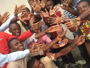 El 15M inspira a movimientos sociales congoleños para defender los derechos humanos