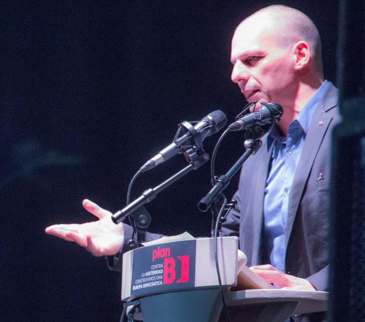Yanis Varoufakis en Plan B