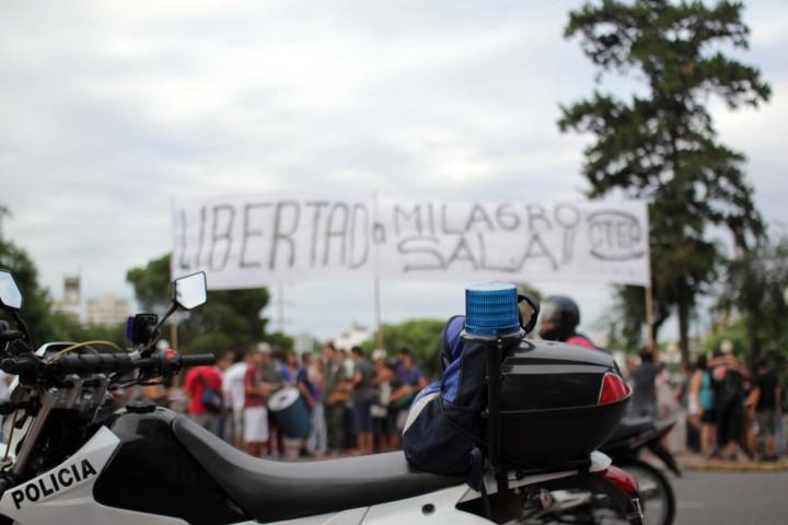 Libertad MIlagro Sala