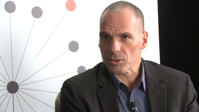 """Interview with Yanis Varoufakis: How The Greek People's Magnificent """"No"""" Became """"Yes"""""""