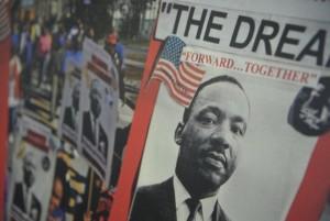 Rio de Janeiro – Exposição na Biblioteca Parque do Rio lembra trajetória de Martin Luther King