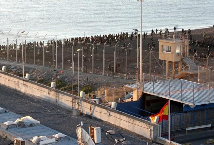 6F: II Marcha por la dignidad en Ceuta