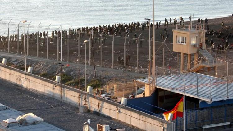 6F: III Marcha por la dignidad en Ceuta