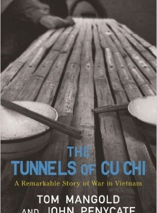 "Vietnam war, Viet Cong, and ""The Tunnels of Cu Chi"""