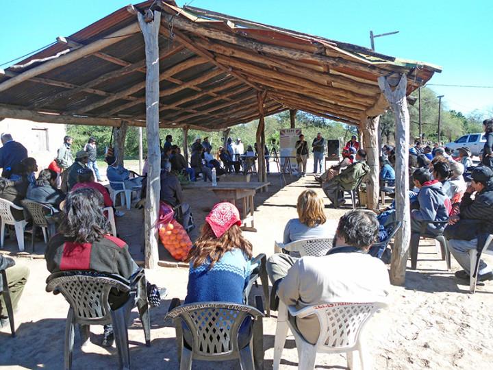 Comunidades y Organizaciones Indígenas en debate