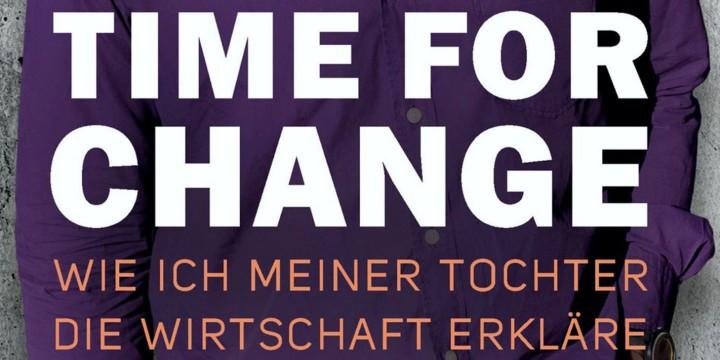 Yanis Varoufakis – Time for Change!