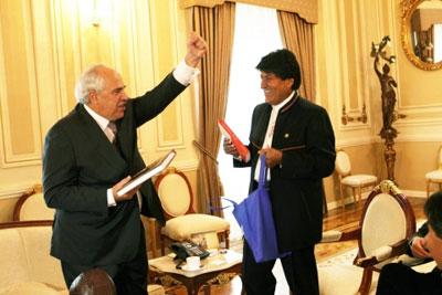 Informe radial  post referéndum en Bolivia: Nuevos desafíos para Evo con un resultado ajustado