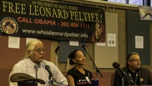 '40 Years Is Enough' Bring Peltier Home with International Day of Solidarity