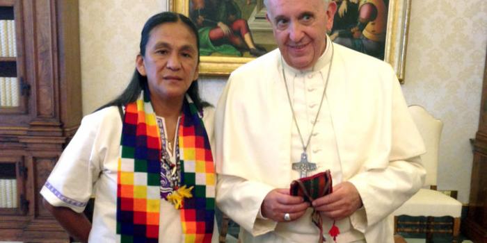 Caso Milagro Sala: anche il Papa contro Macri