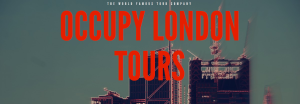 Occupy London Tours