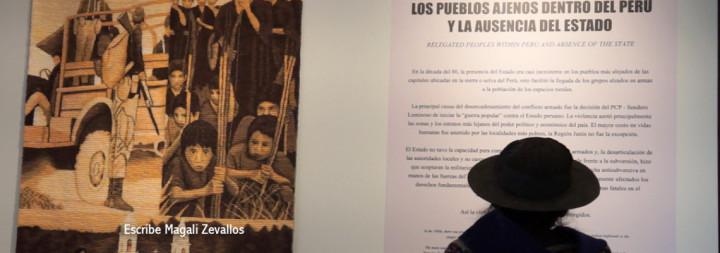 Los sobrevivientes de la violencia política en Perú